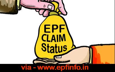 Check EPF Claim Status