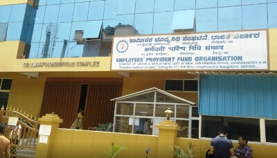 PF Office Bommasandra