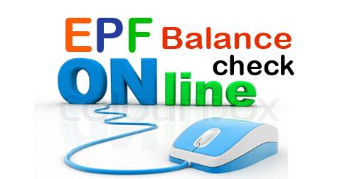Check EPF Balance Kota PF Office